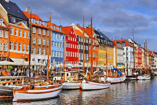 Copenhagen Walking Tour (Small group up to 6)