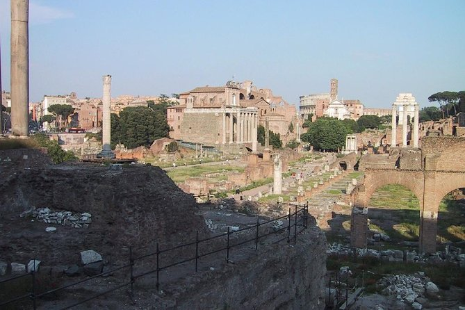 Guided Tour of Imperial Rome: Colosseum, Roman Forum and Palatine Hill