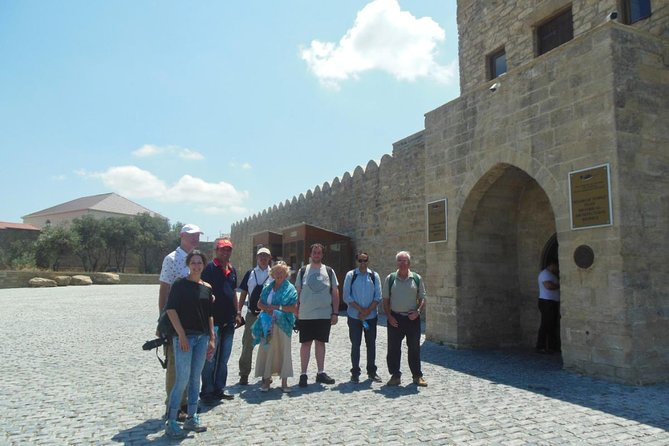 Mystic Ateshgah and Yanar Dag Tour