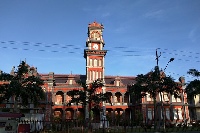 Layover City Of Port of Spain Tour