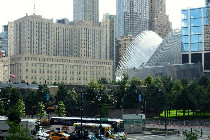 World Trade Center Memorial Tour at Twilight