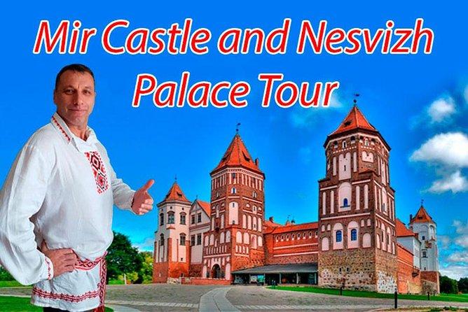 Transfer to Sightseeing tour Minsk - Nesvizh Palace - Mir Castle - Minsk