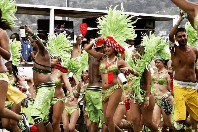 Trini Immersion 5 Day Tour