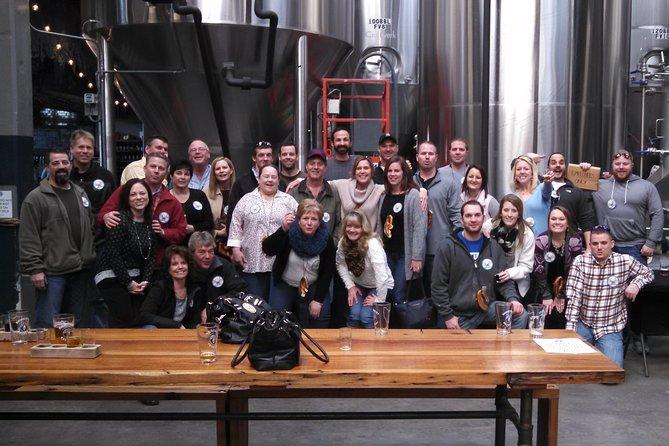 Cincinnati Original Craft Brewery Small-Group Tour
