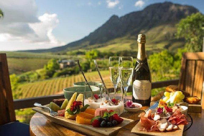Stellenbosch - Expérience de dégustation de vin Franschoek
