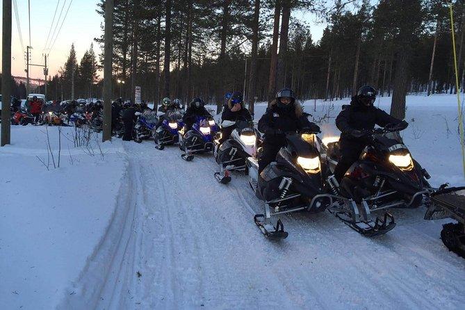 Snowmobile safaris starting