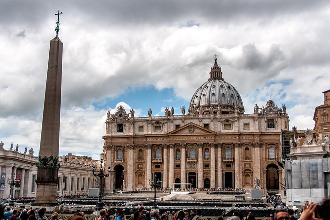 VIP/Private Skip-the-Line Vatican, Sistine Chapel, & St. Peter's Tour
