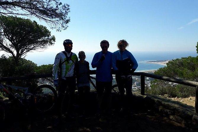 Mountain bike tour Costa de la luz Barbate Zahora