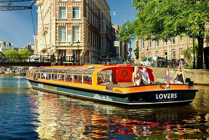 Canal Cruise and Walking Tour Layover - Amsterdam