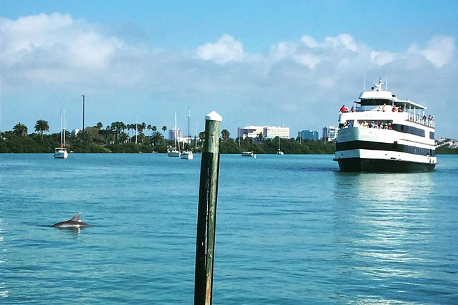 Clearwater Daytime Yacht Sightseeing Cruise with Optional Dining photo 1