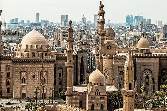 Islamic and Christian Cairo Day Tour including Lunch