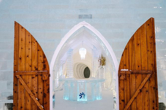 Ice Hotel and City Tour in Quebec City photo 7