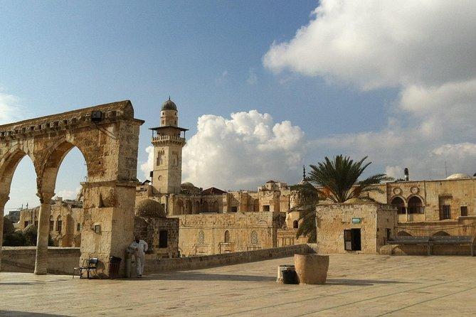 Jerusalem Islamic Heritage Private Tour