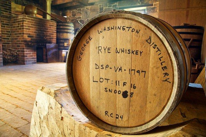 George Washington's Distillery & Gristmill Tour at Mount Vernon