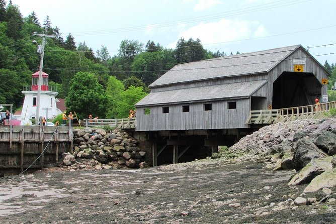 Covered bridges of New Brunswick