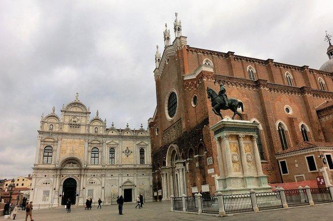 Verborgen Venetië privé tour, kunst en ambacht