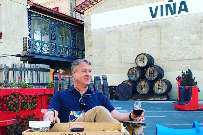 La Rioja Wine Tour with Gourmet lunch from Bilbao