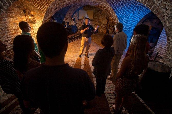 Dark Side of Charleston Guided Night-Time Walking Tour