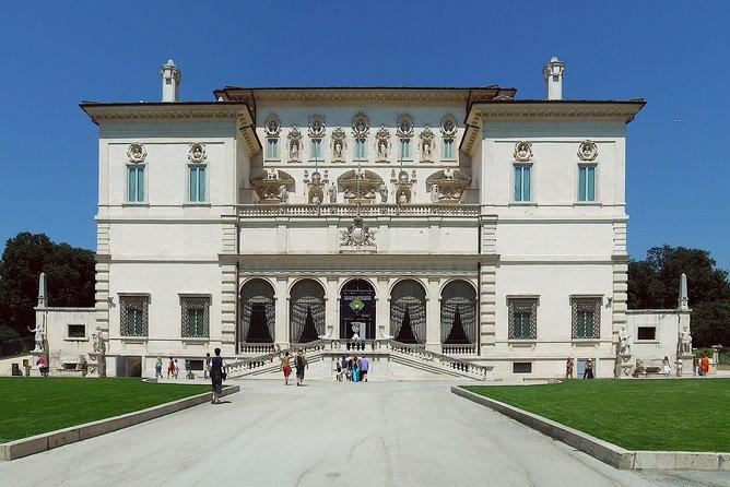 Skip-the-line Borghese Gallery & Gardens Tour Rome - Semi-Private 12ppl Max