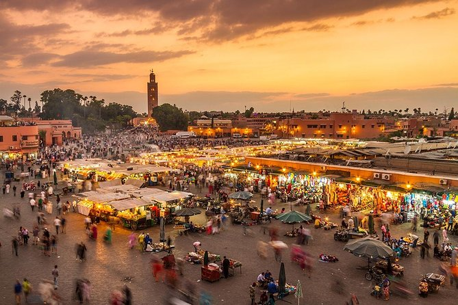 Private Imperial Cities Tour from Casablanca