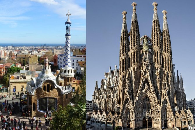 Combo Barcelona in two days: Montserrat & Park Guell and Sagrada Familia photo 18