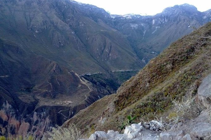 2-Day Backpacker Colca Canyon Trek from Arequipa photo 2