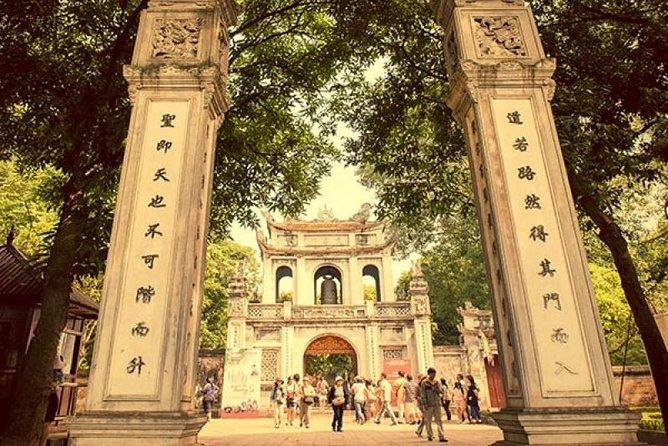 Hanoi Half Day City