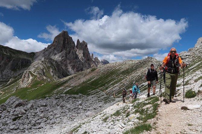 Guided Trekking in the Dolomites - Alta Via 1