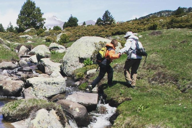 Trekking Tour Pyrenees - La Cerdanya