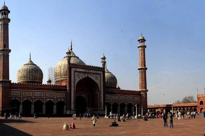 5-Day Golden Triangle Tour from New Delhi By Car photo 1