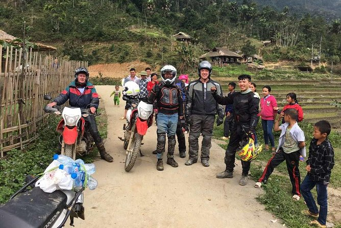 PRIVATE MOTORBIKE TOUR SAPA TO REMOTE VILLAGES ( 2 days 1 night)