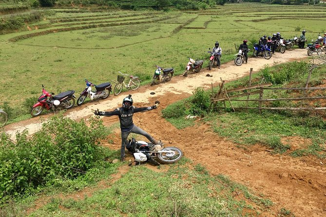 PRIVATE MOTORBIKE TOUR SAPA TO REMOTE VILLAGES ( 2 days 1 night) photo 11