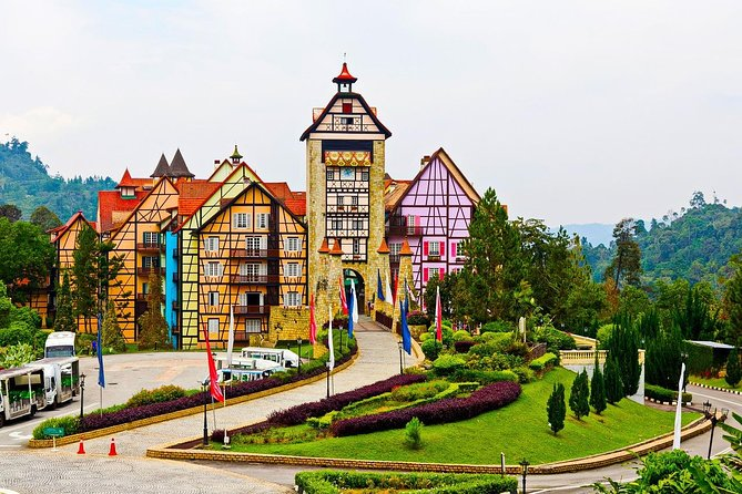Highlands Tour to Bukit Tinggi French Village and Genting Highlands