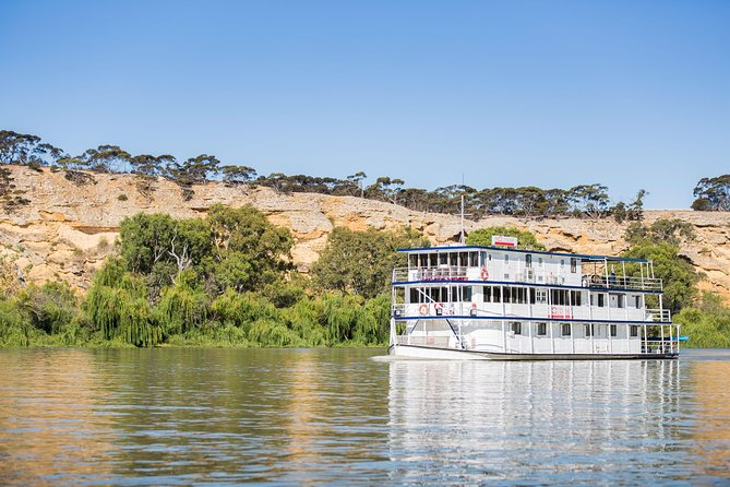 Murray Riverboat Tour with Lunch from Adelaide