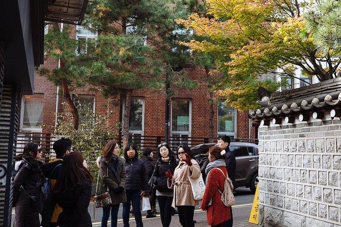 Traditional Seoul Gourmet Tour in Bukchon & Insadong