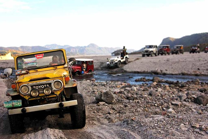 Mount Pinatubo Adventure from Manila (Private Tour)