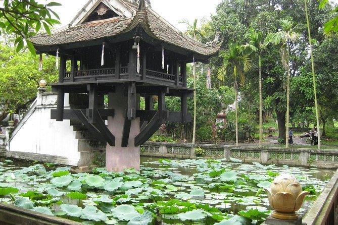 Hanoi Full-Day Sightseeing Private Tour