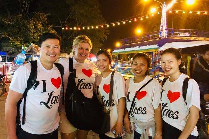 Luang Prabang City Tour By Vintage Tuk Tuk With Local Guides