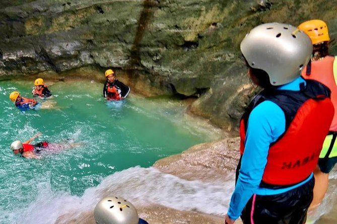 Cebu Canyoneering Activities + Kawasan Falls photo 6
