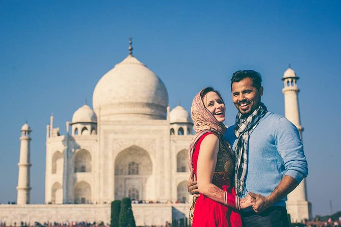 Private Trip To Agra with Entrance Ticket & Lunch