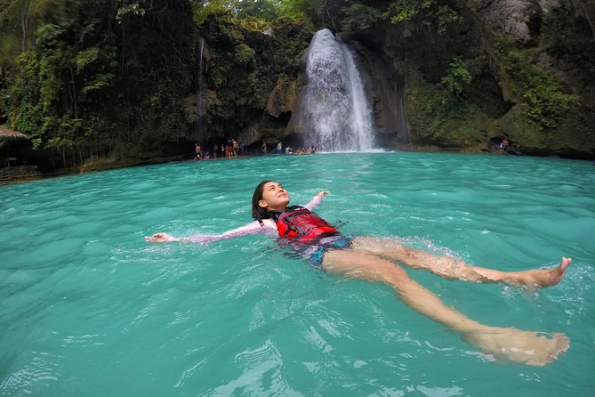 Cebu Canyoneering Activities + Kawasan Falls photo 4