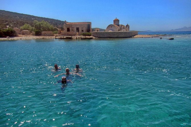 Private Day Trip from Rhodes to Alimia Island
