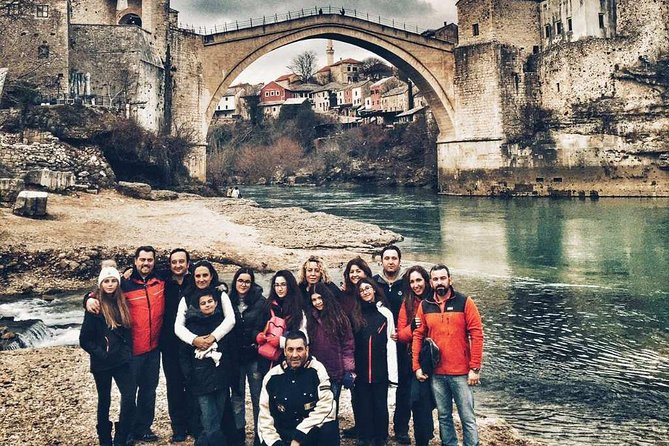 Full-Day Herzegovina Tour - with Mostar, Blagaj,Pocitelj and Kravice waterfalls