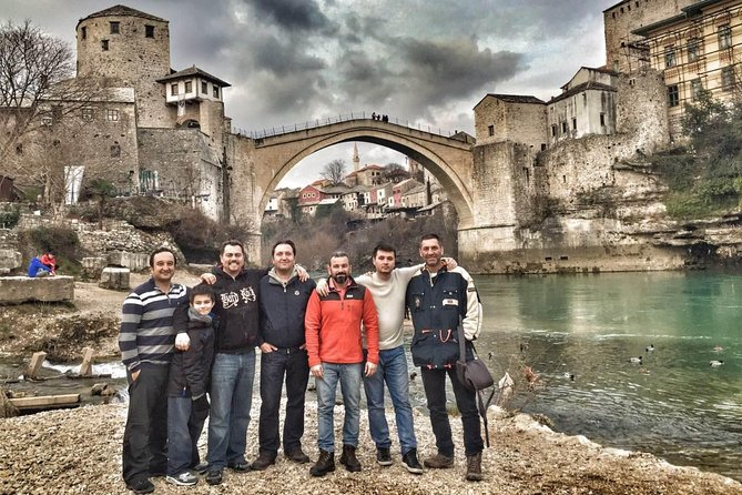 Full-Day Herzegovina Tour - with Mostar, Blagaj,Pocitelj and Kravice waterfalls photo 3