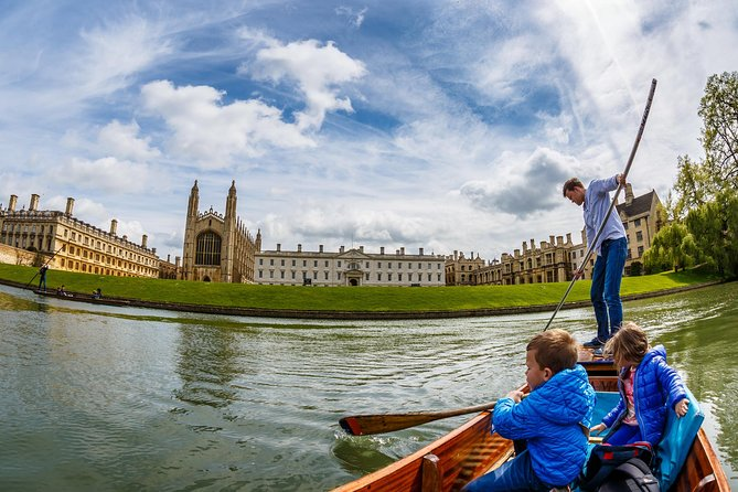 Oxford and Cambridge Universities day tour from London