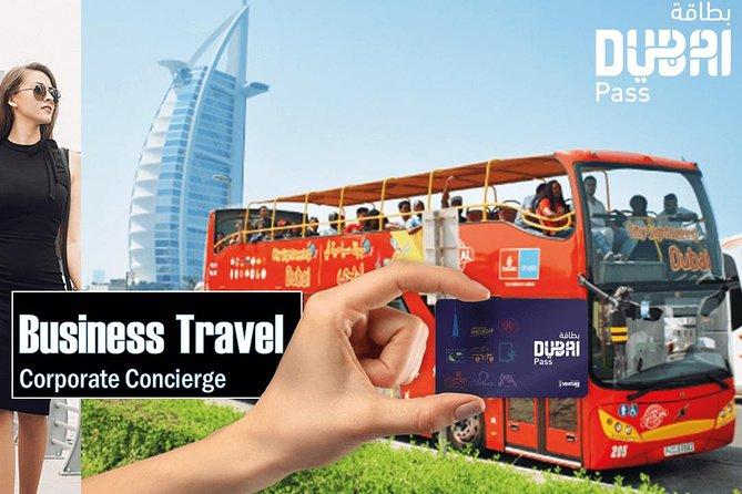 Entrada a la pista de hielo Dubaipass Ski Dubai Plus con boleto de autobús turístico