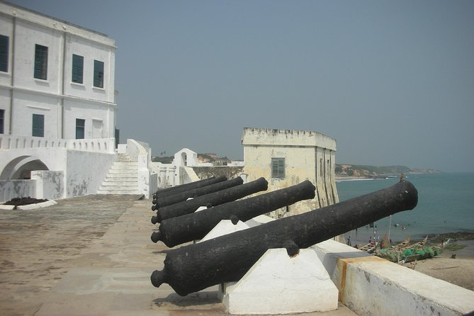 Elmina & Cape Coast Castles Day Trip from Accra
