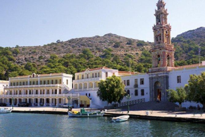 Symi island & Panormitis Monastery