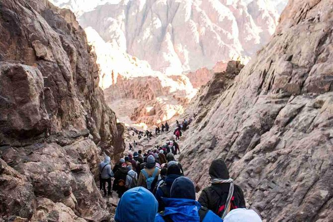 Overnight Tour to Moses' Mountain and St. Catherine's Monastery from Cairo
