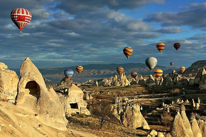 Private Tour To Cappadocia By U Can Travel